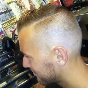 Cheshire-haircut