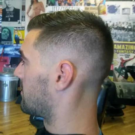 Mens-Haircut-Cheshire-Area