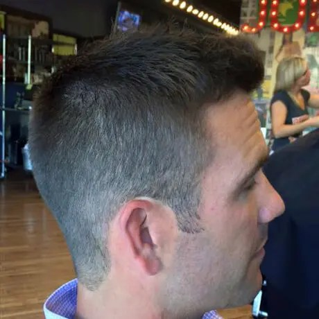 Mens-Haircut-Judes-Barber-Shop-Cheshire-Area-2