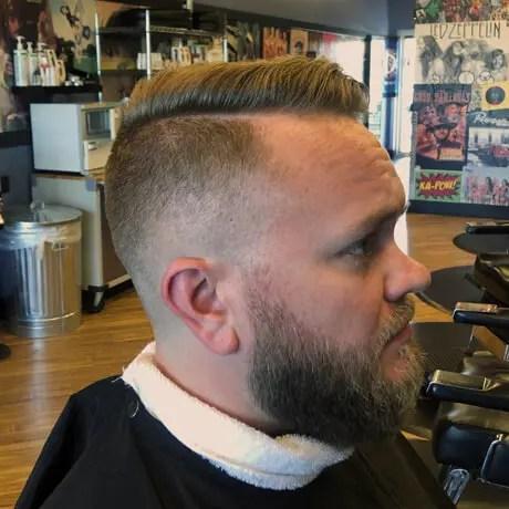 Mens-Haircut-Beard-Trim-Judes-Barbershop-Jenison