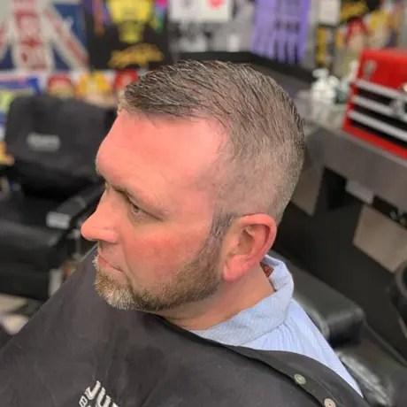 Mens-Haircut-Judes-Barbershop-Lake-Lansing-1
