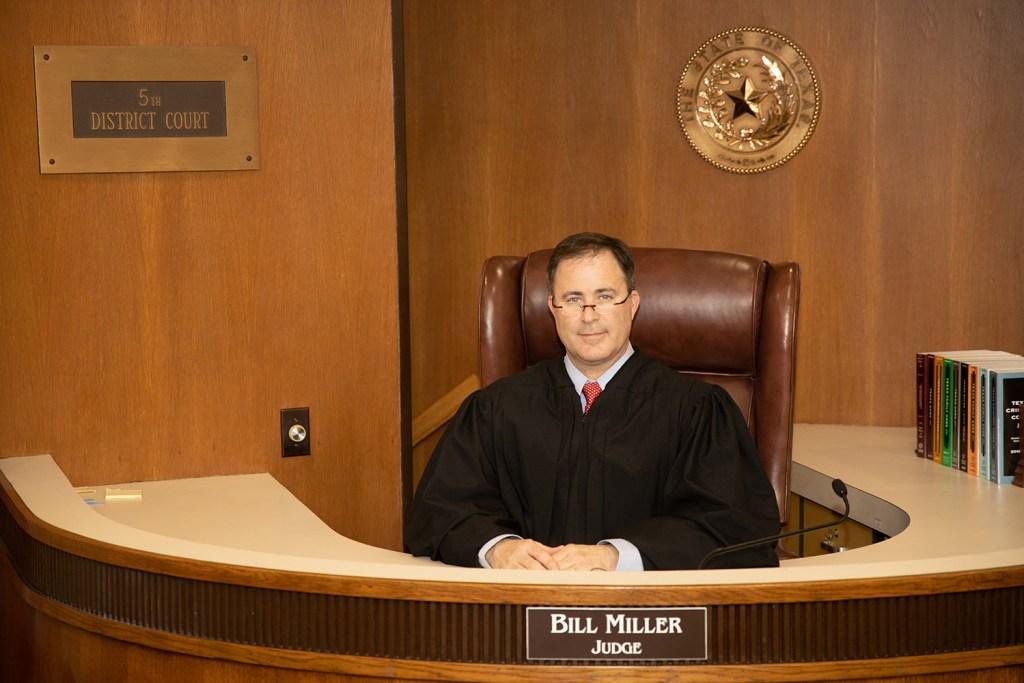 Judge Bill Miller