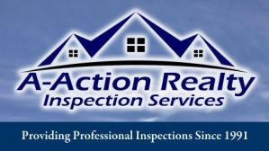 A-Action Realty Inspection Logo