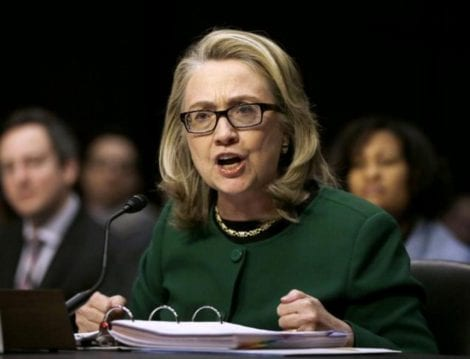 Judicial Watch Asks Federal Court for Additional Discovery: Seeks Testimony of Hillary Clinton