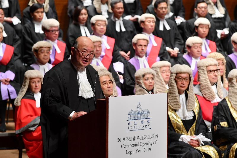 Photo Gallery - Hong Kong Judiciary Annual Report 2019