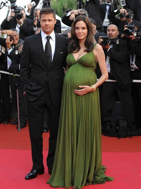 Angelina Jolie And Brad Pitt Pregnant 35