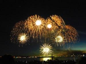 Fireworks 2016