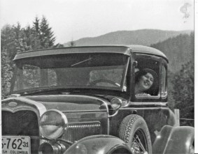 Augusta's car