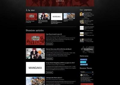 Manga website