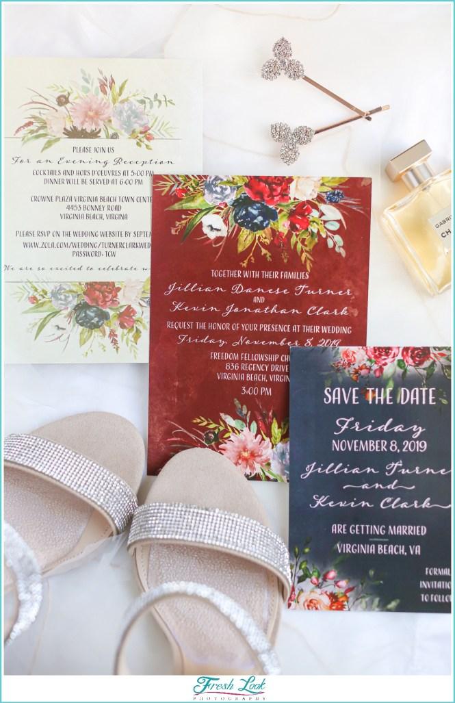 Crowne Plaza Virginia Beach Wedding