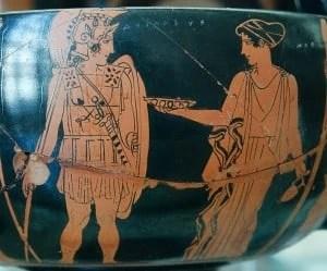 Achilles © Marie-Lan Nguyen : Wikimedia Commons