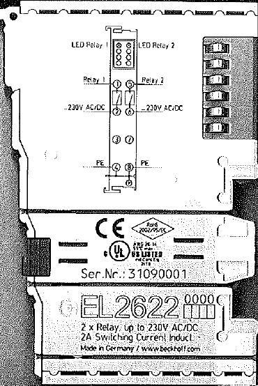 Beckhoff EL2622