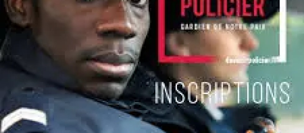 Campagne recrutement 2020 Police Nationale