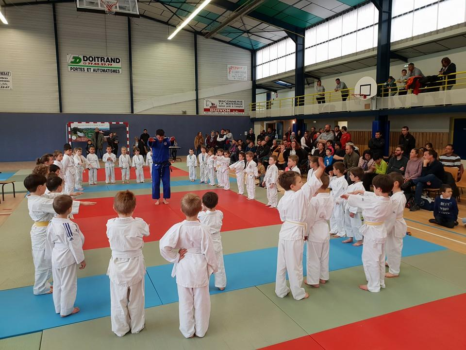 a la une judo montbrison page 10