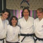 Nos qualifiées FFSU et UNSS 2010