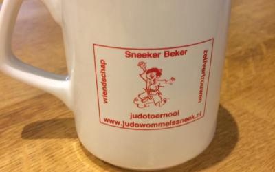 2e Sneeker Beker Judo Toernooi zeer geslaagd