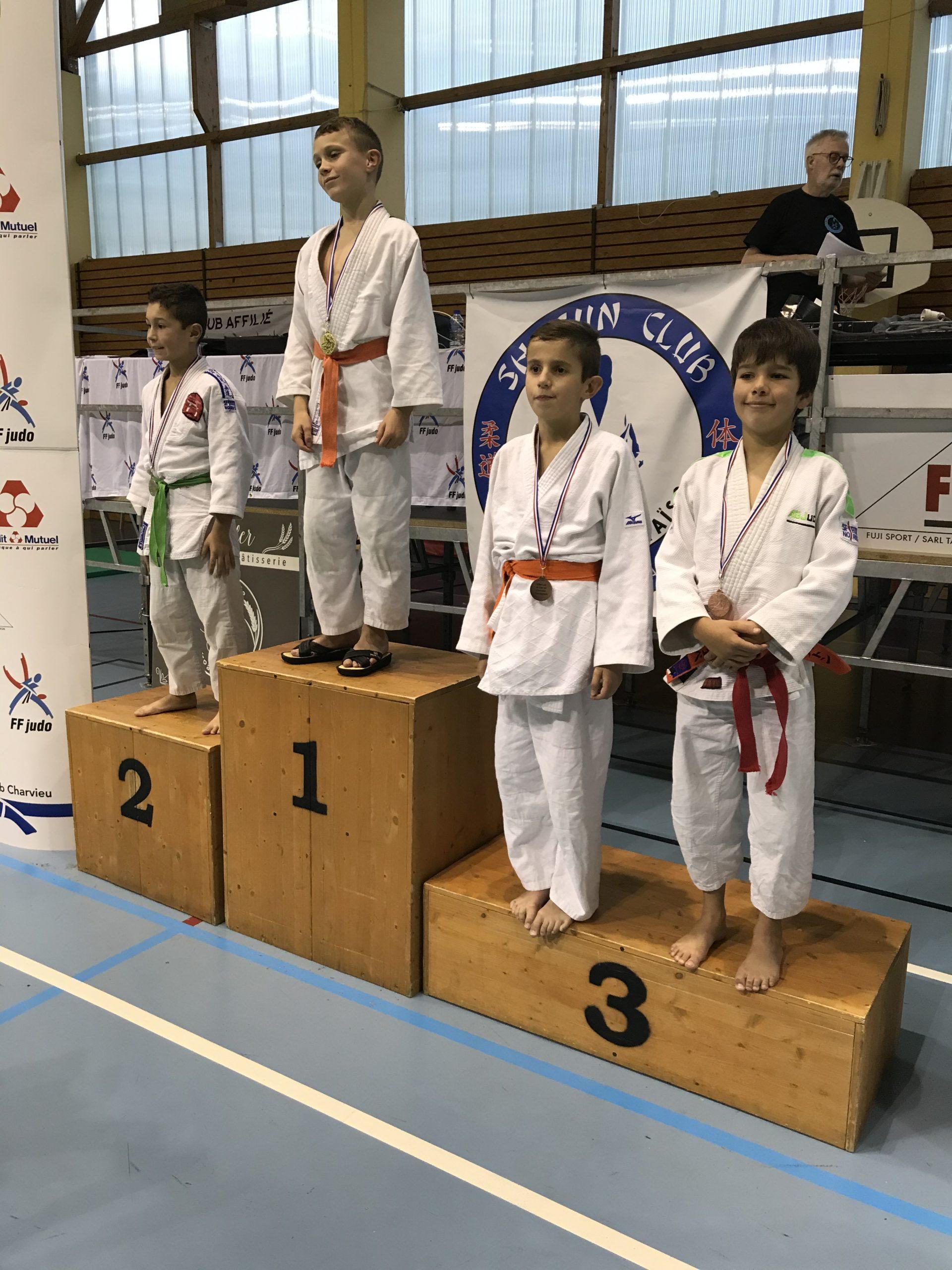 Tournoi du Shogun Club de Charvieu-Chavagneu – 26 & 27/10/2019