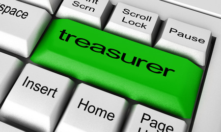 Are you the next Treasurer of JudoNSW?