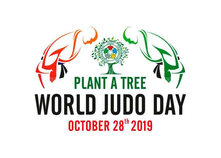 world judo day 2019 official logo