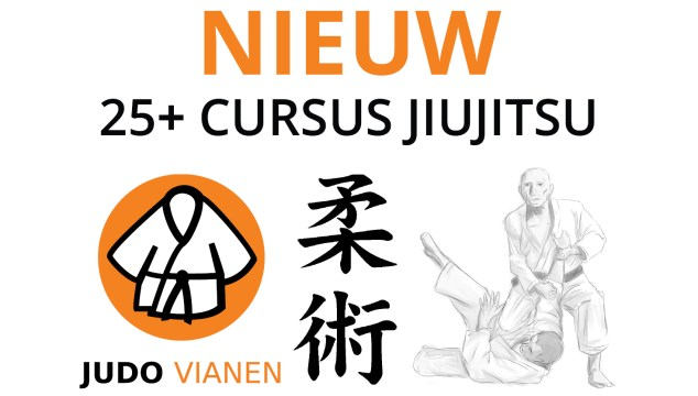 25+ cursus jiujitsu – Geef je nu op!