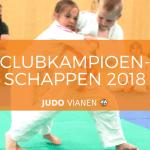 Clubkampioenschappen 2018