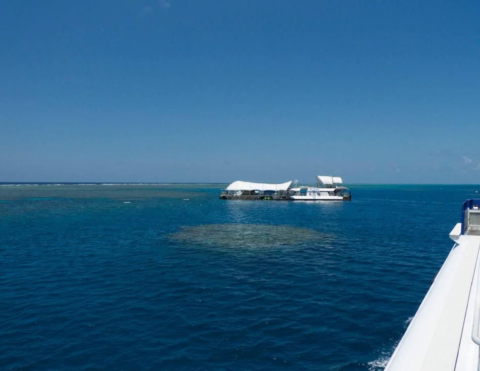 reef landing