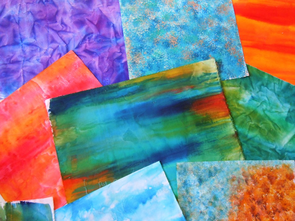 acrylic Ink surfaces