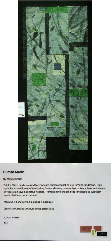 human marks