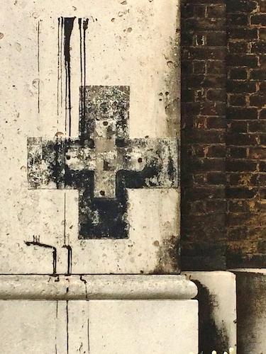 "'Cross"" digital photograph"