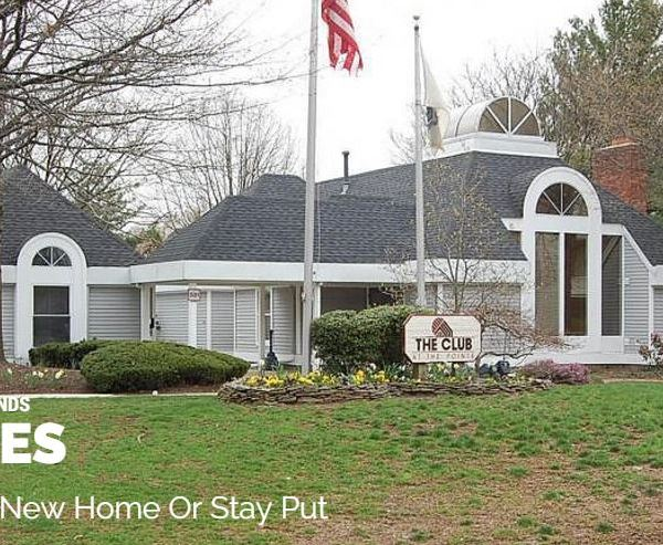 buying a new home or stay put