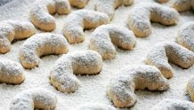 Anneliese's Almond Crescents