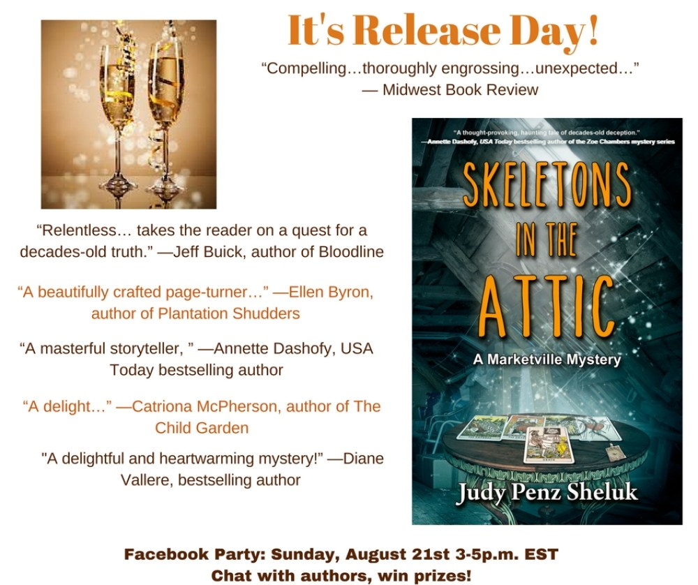 It's Release Day!