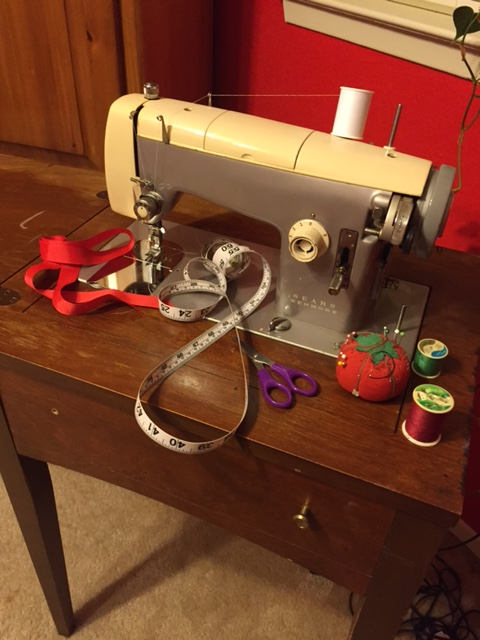 Making & Sewing Straps