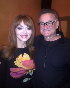 JudyTenuta&Robin Williams2012