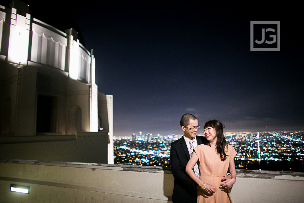 Santa Monica and Griffith Observatory Engagement