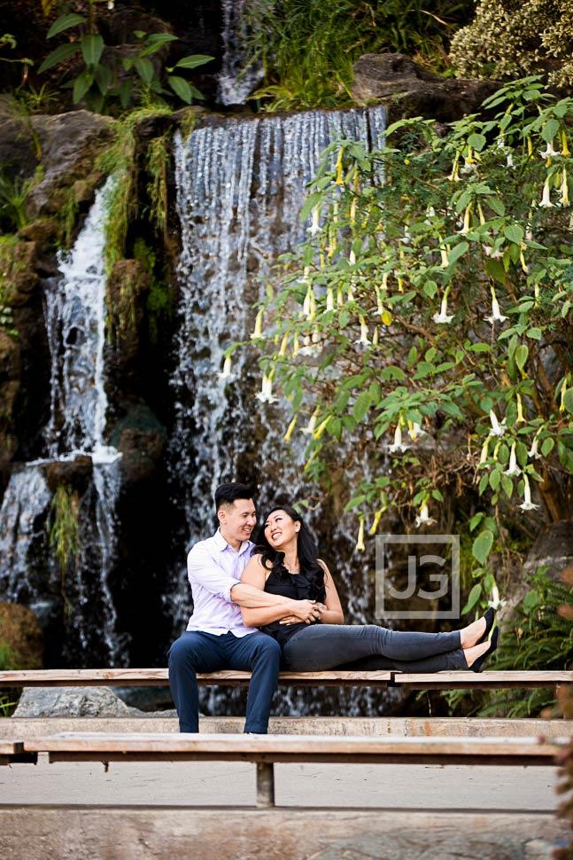 LA Arboretum  Pasadena Engagement Photography  JG Wedding Photography Blog
