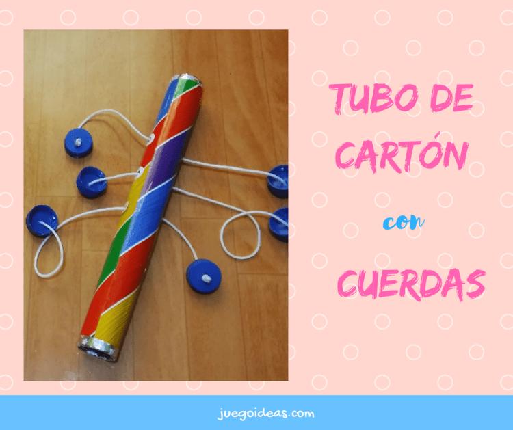 A MasJuegoideas De Con Cuerdas1 Juguete DiyTubo Cartón Año 6fYgy7b