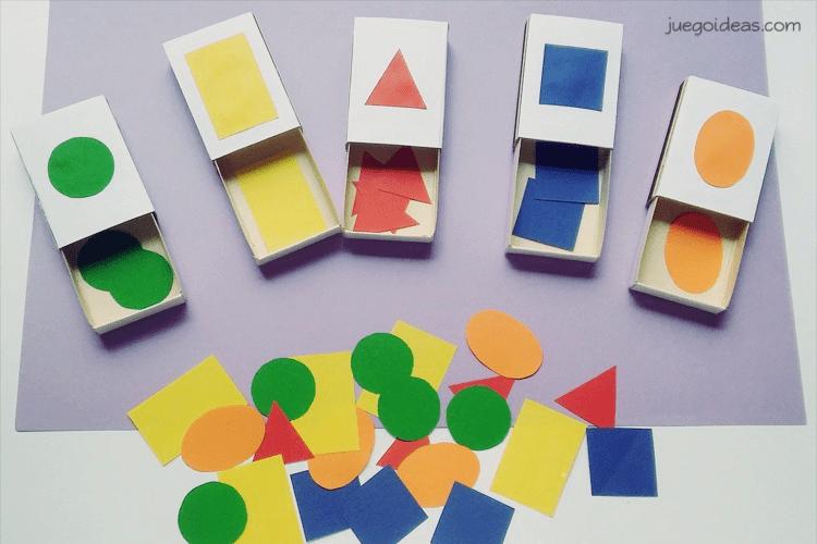 Juegos Didacticos Hechos Con Cajas De Fosforos Imprimible Incluido
