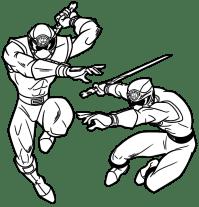 Dibujos Para Colorear De Power Rangers. Power Rangers ...