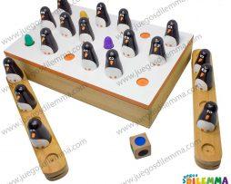 Concentrese de pingüinos