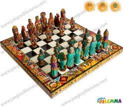 ajedrez peruano