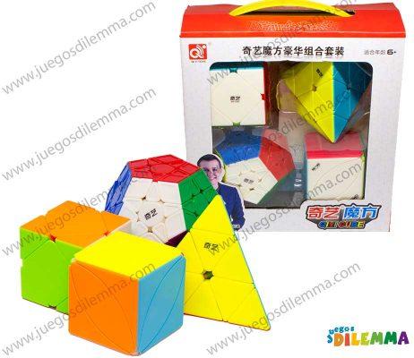 Set Cubos Rubik