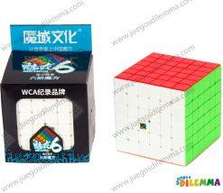Cubo Rubik 6x6 moyu