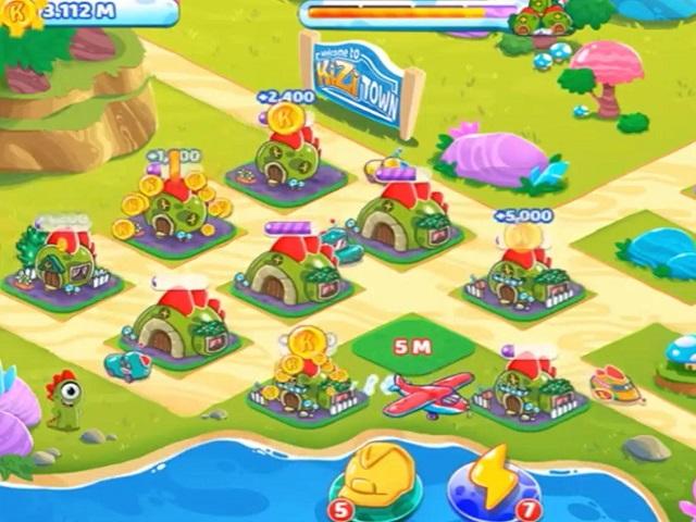 KIZITOWN juego online  JuegosJuegoscom