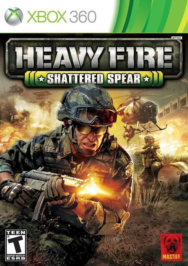 Descargar Heavy Fire Shattered Spear XBOX 360