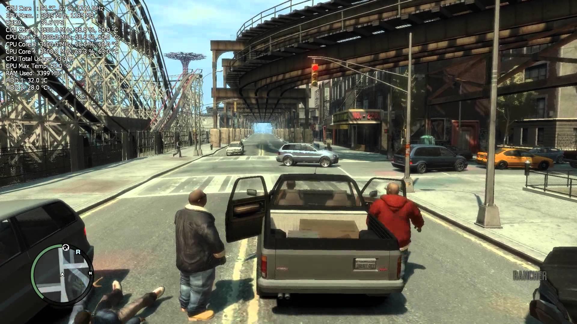Descargar GTA IV Complete Edition PC   Juegos Torrent PC