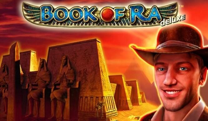 Book of Ra Deluxe en Chile