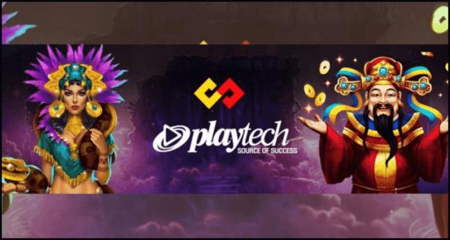 Compañía de juegos Playtech