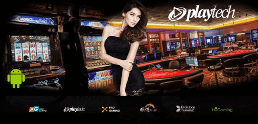 Playtech Casino Chile