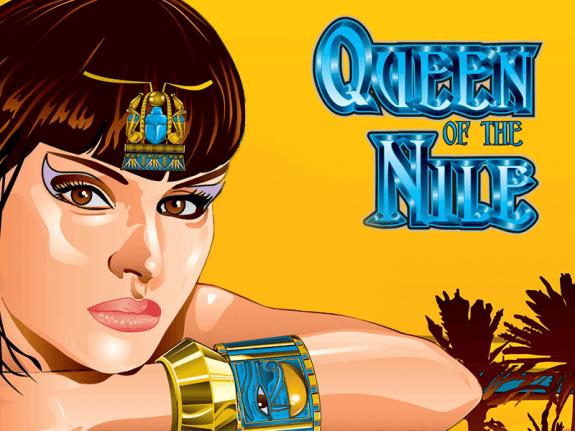 Tragamonedas Reina del Nilo Chile